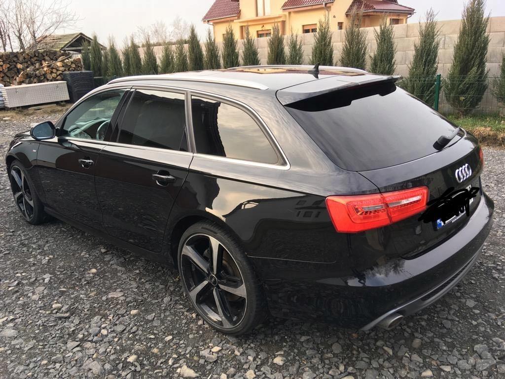 Audi a6 c7 313KM 3xSline