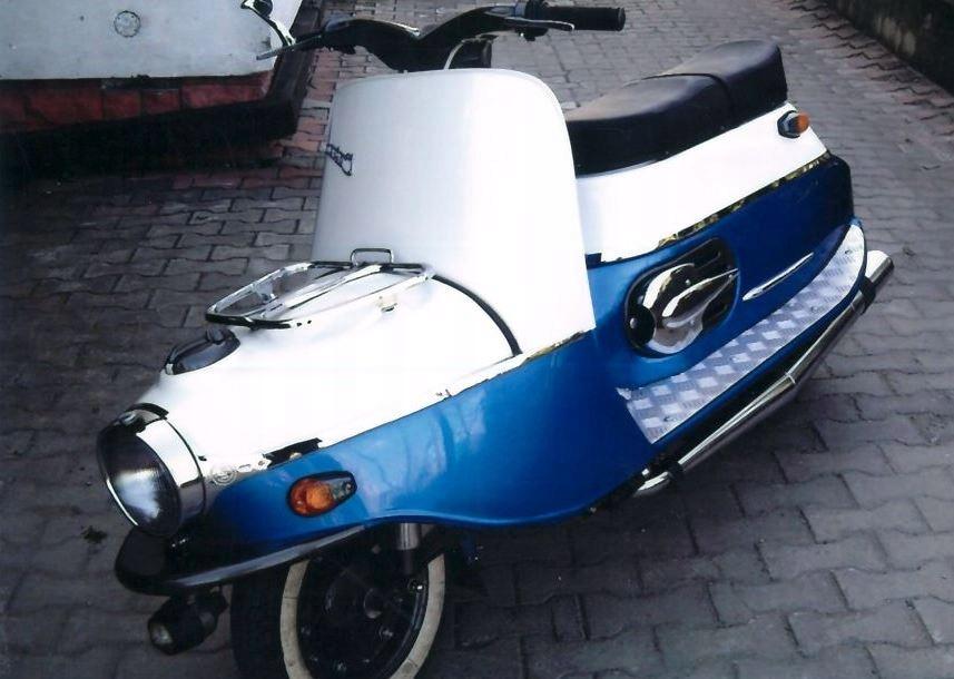 CZ 175 Skuter typ 502