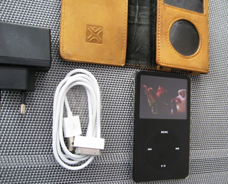 iPod Classic 5.5G, 80Gb 100% spr. super wygląd