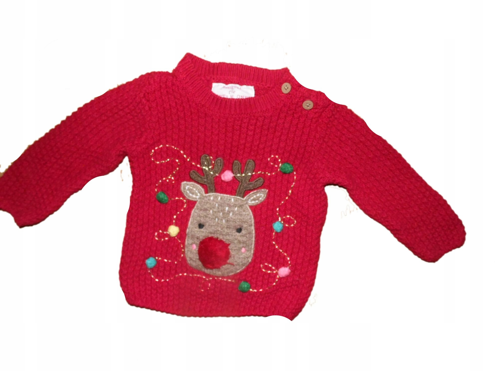 F&F sweter 68 stan bdb wyprzedaż