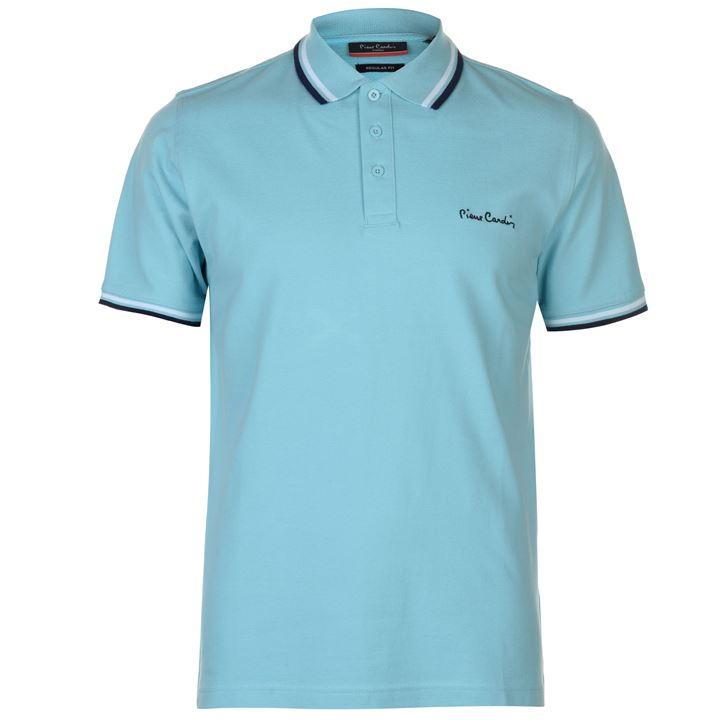 Koszulka Polo PIERRE CARDIN 100% Bawełna - XL -