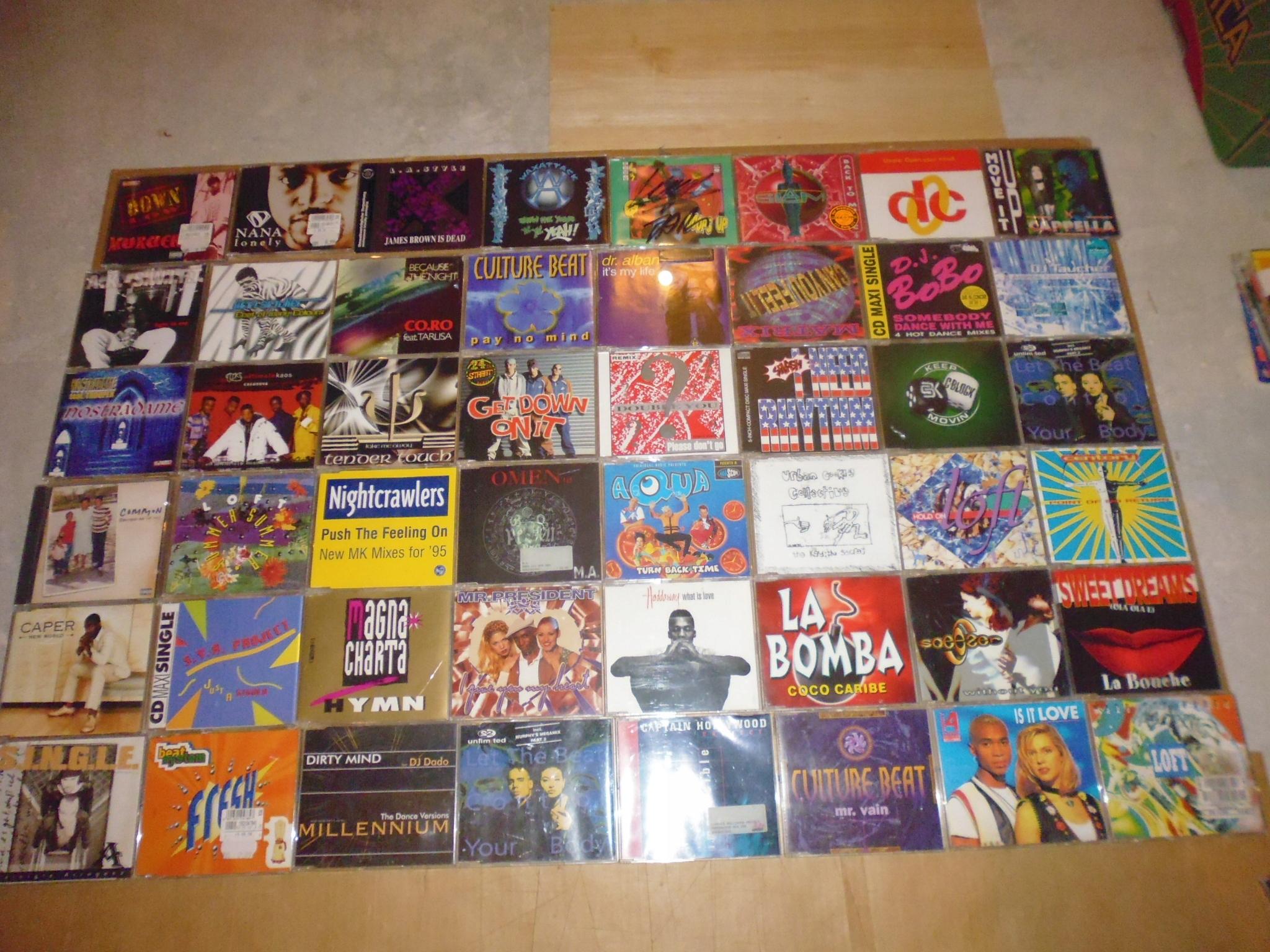 162 cd maxi singli za 69ZŁ / 4
