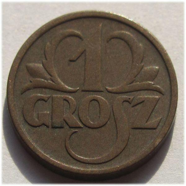1 gr grosz 1936