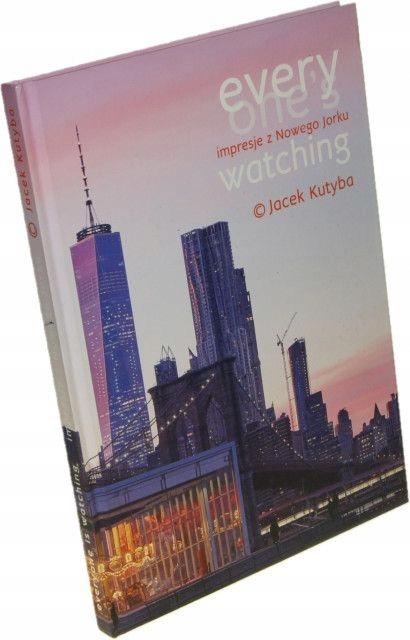 Impresje z Nowego Jorku Jacek Kutyba [fotografie]
