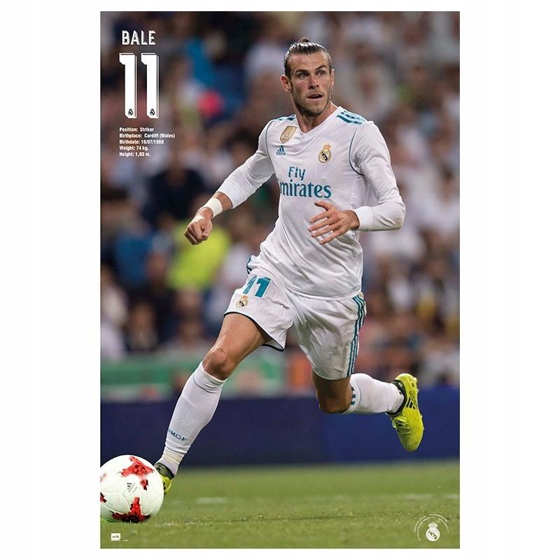 Plakat Bale Real Madryt Grupoerik