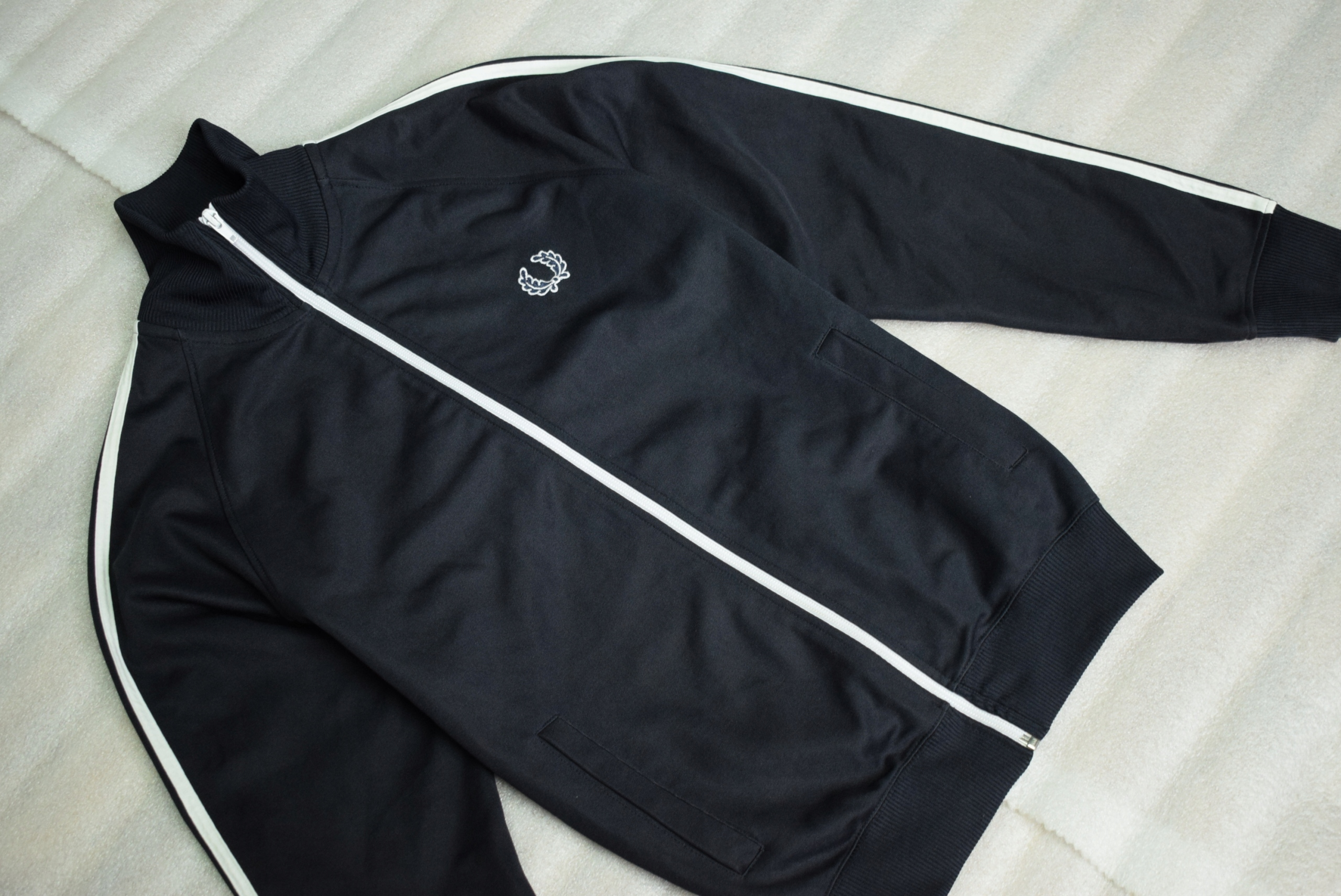 FRED PERRY CLASSIC FULL ZIP Bluza S