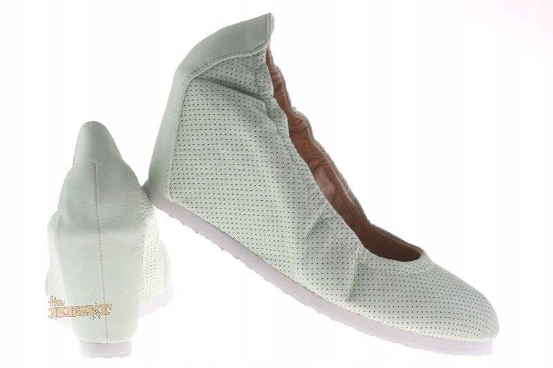 VICES A892-29 R 38 CZÓŁENKA KOTURNA Obuwie buty