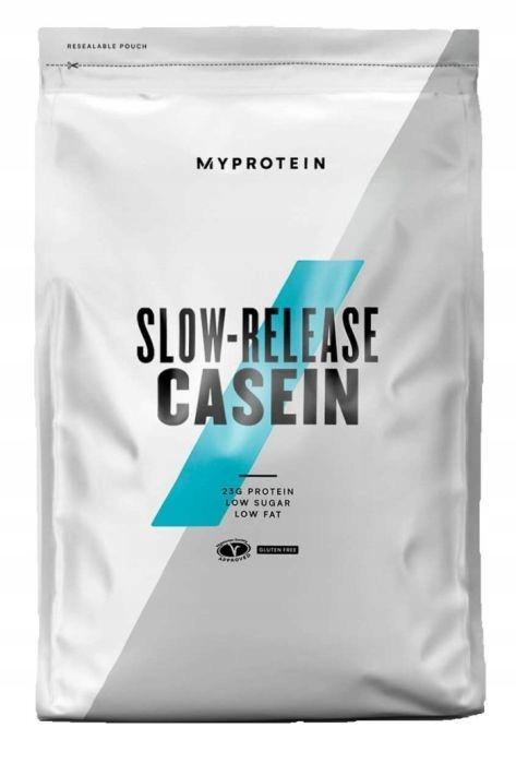 Myprotein Slow-Release Casein 1 KG Kazeina CZEKOLA