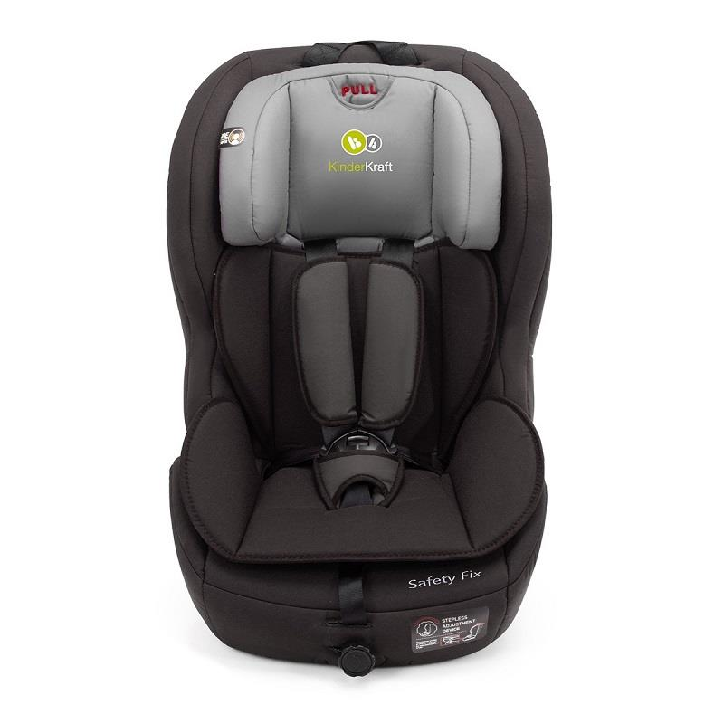 KinderKraft Safety Fix Fotelik Samochodowy 9-36kg