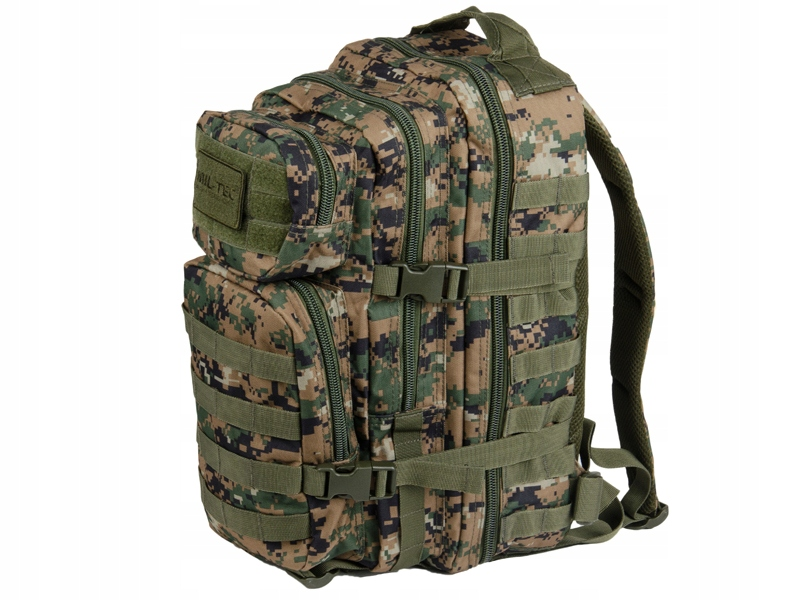 0b8dda4b621a6 Plecak taktyczny Assault Pack 20L Mil-Tec Marpat - 7513794533 ...