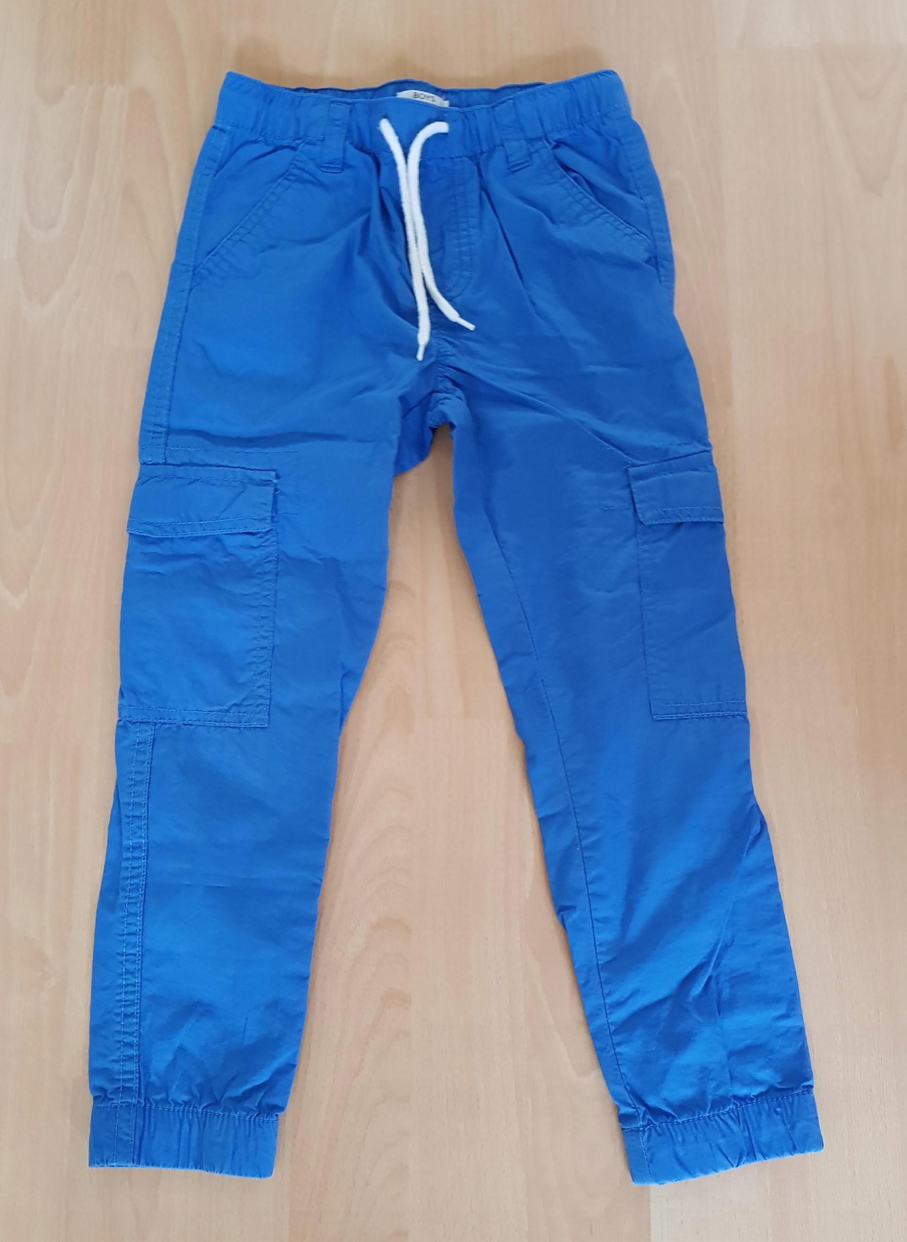 spodnie letnie i dwa T shirty 116 Cool Club