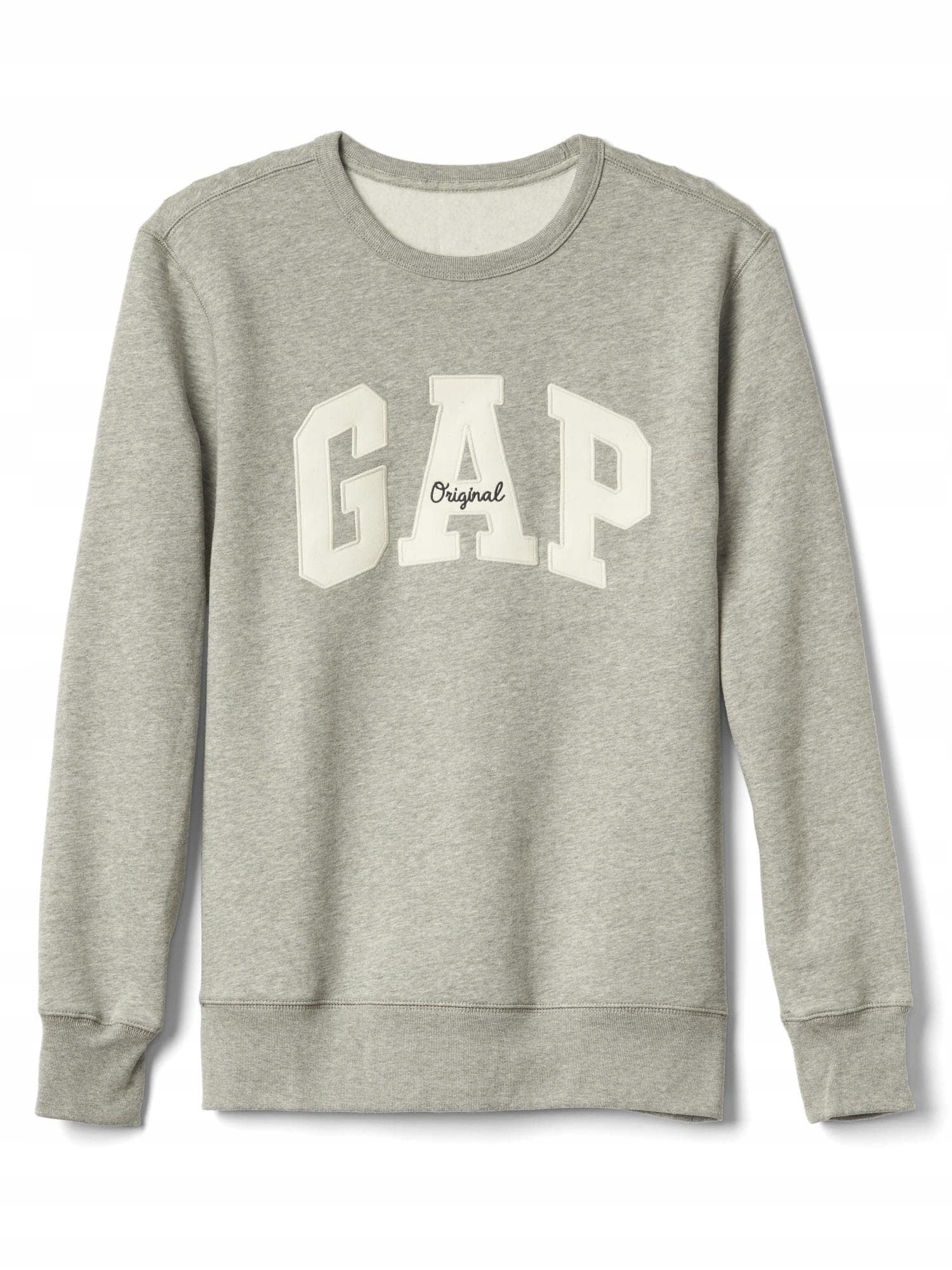 Gap bluza LOGO rozmiar XL nowa SZARA