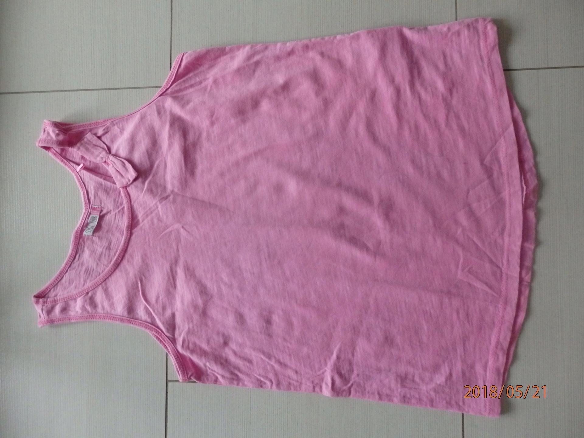 COOLCLUB topik różowy rozm.146 cm