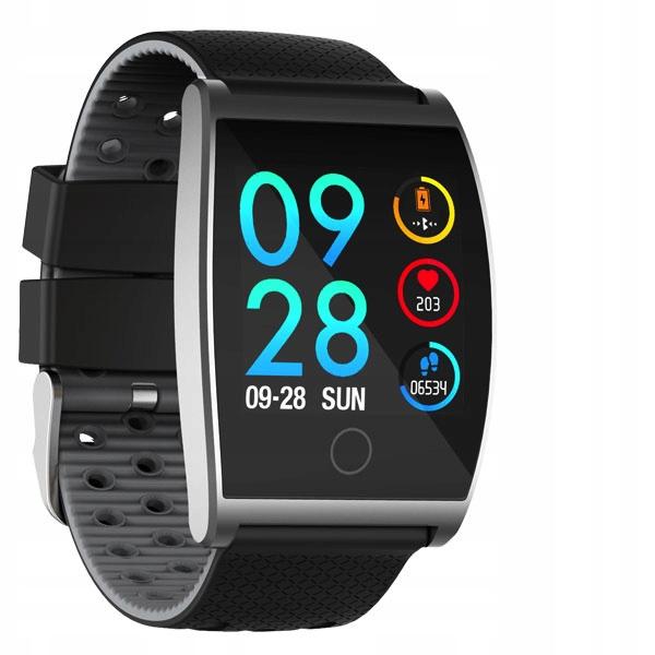 Zegarek damski SMARTBAND smartwatch bluetooth 4KOL
