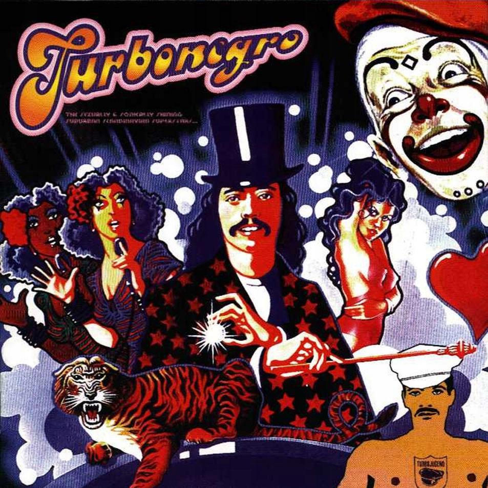 TURBONEGRO Darkness Forever 5 BONUSÓW punk / glam