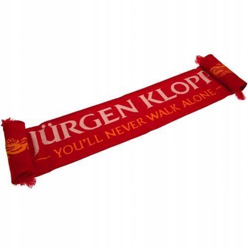 Szalik klubowy Liverpool F.C. - Klopp