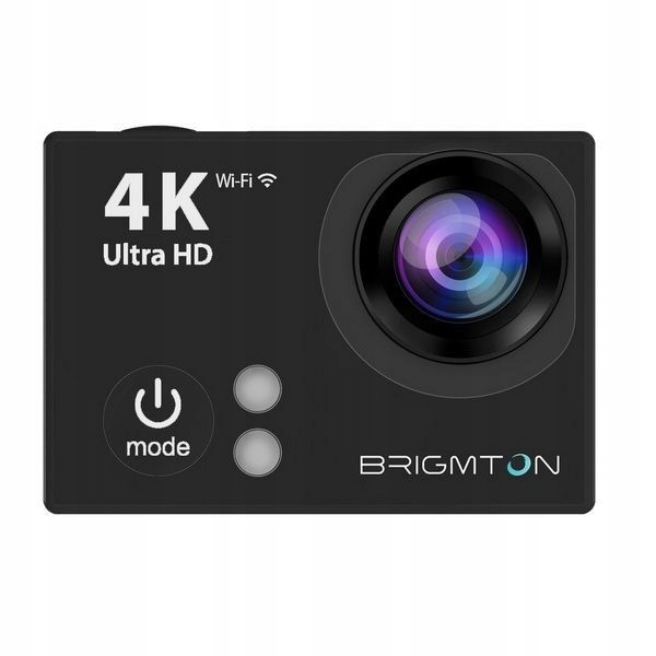 "Sportowy Aparat Kamera BRIGMTON BSC-9HD4K 2"""