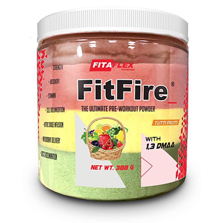 FITAFLEX FITFIRE 388g MESOMOPRH USA DMAA