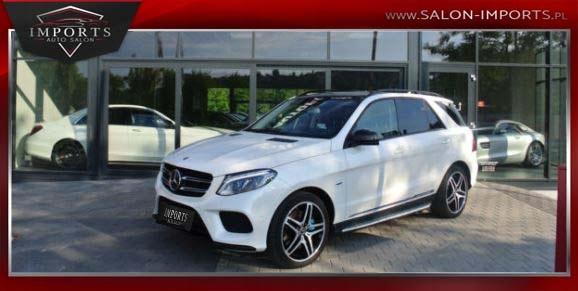 Mercedes GLE 500 e 4Matic 7G AMG * PANO * 360G *