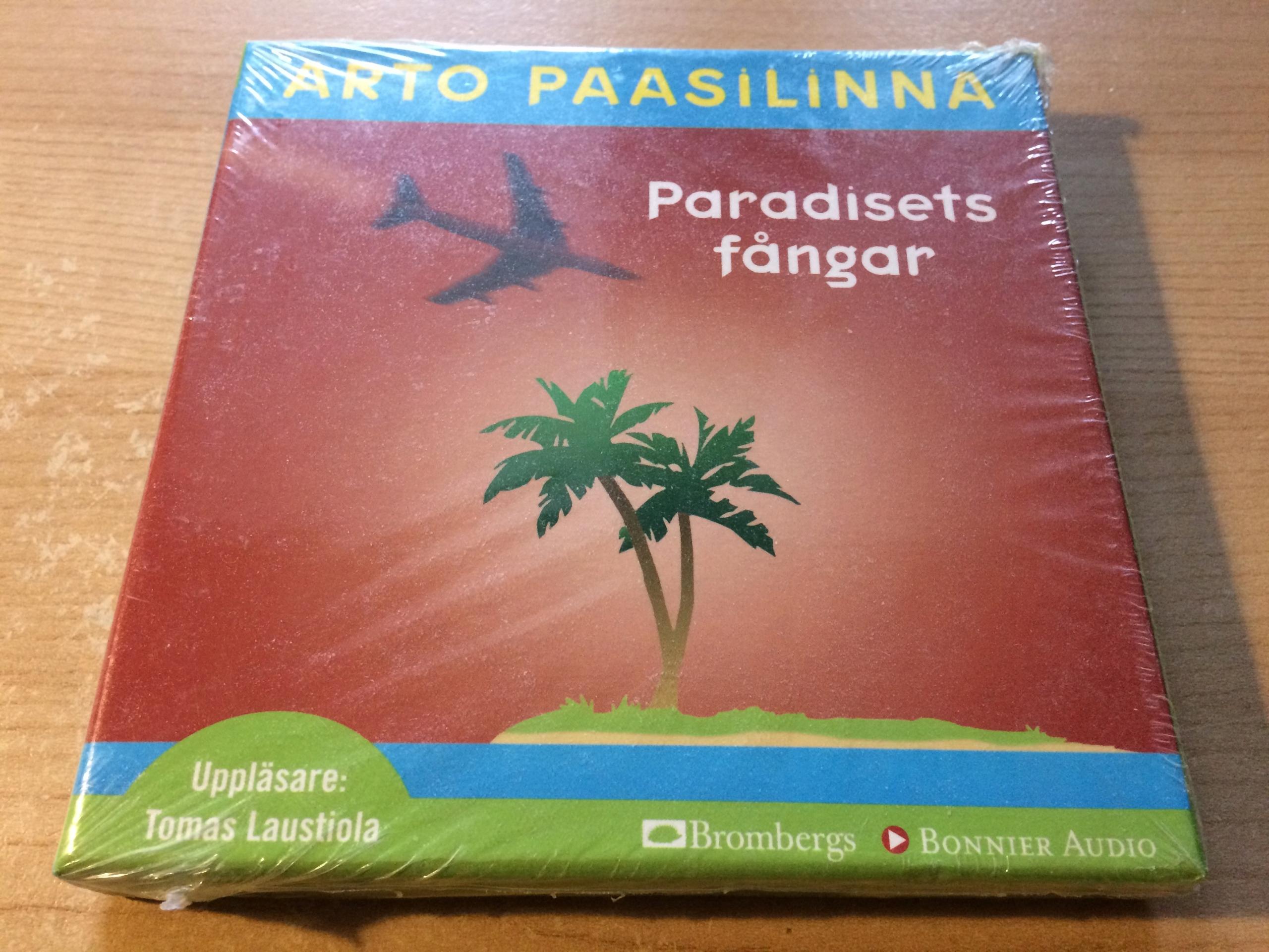 ARTO PAASILINNA PARADISETS FANGAR 6CD