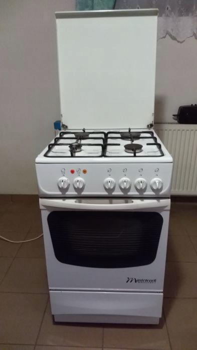 Kuchenka Gazowo Elektryczna Mastercook 7725782789