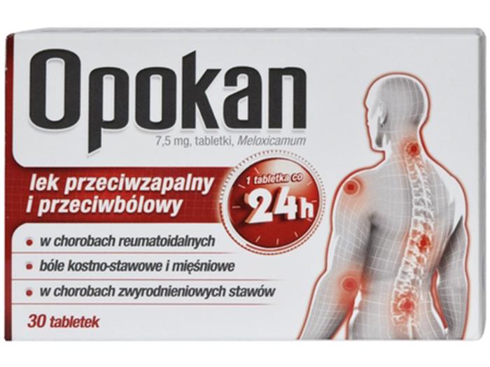 AP Opokan przeciwbólowy i przeciwzapalny 30 tab