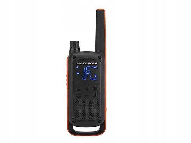 OUTLET Radiotelefon MOTOROLA T82 Walkie Talkie 8m
