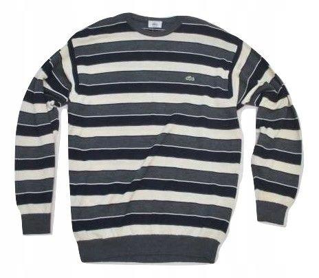 U Modny Sweter Bluza Lacoste M prosto z USA!