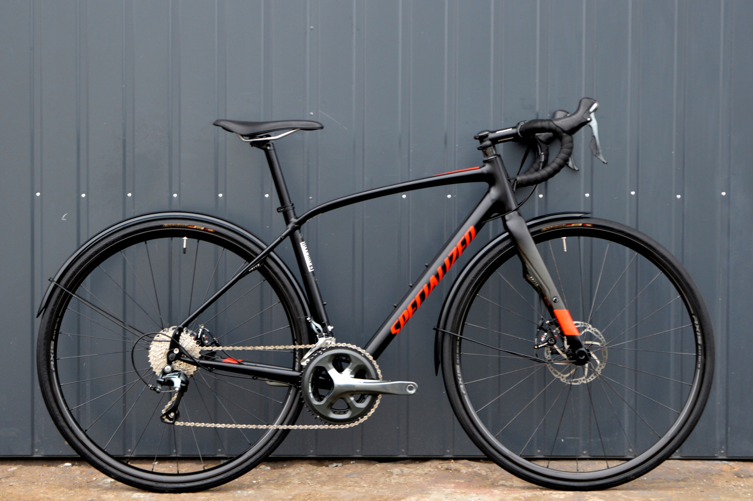 GRAVEL SPECIALIZED DIVERGE ELITE DSW 54 disc tarcz