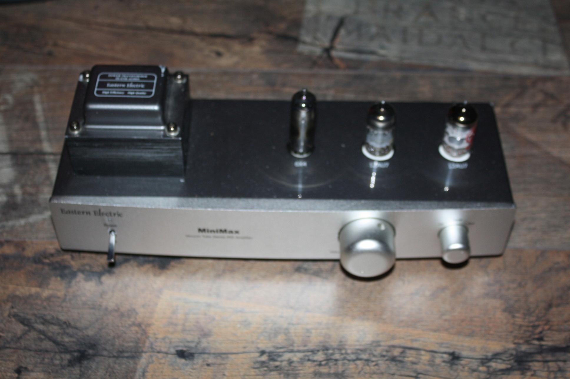 Eastern Electric Minimax przedwzmacniacz lampowy