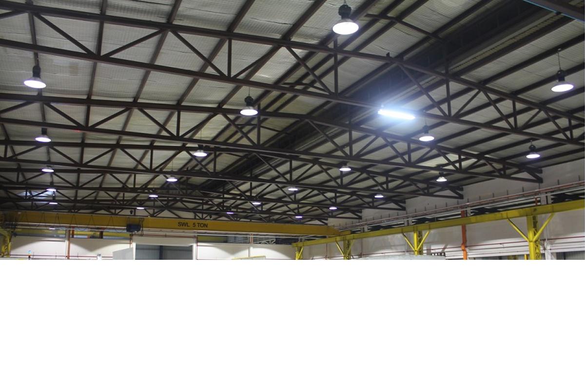 Oświetlenie Sali Sportowej Boiska 7327462503 Oficjalne