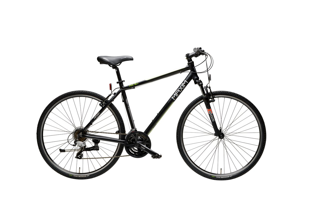 Rower crossowy 28'' MAXIM MX 5.1 22'' Czarny M R18