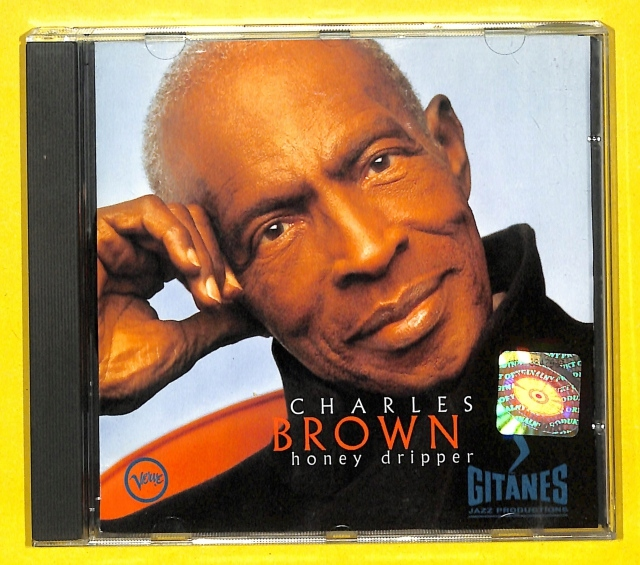 Charles Brown - Honey Dripper US (5-) l