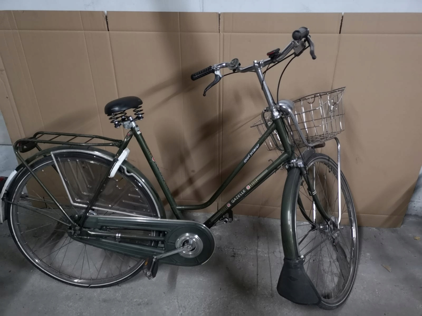 Rowe Gazelle Sport Primeur holender klasyk retro