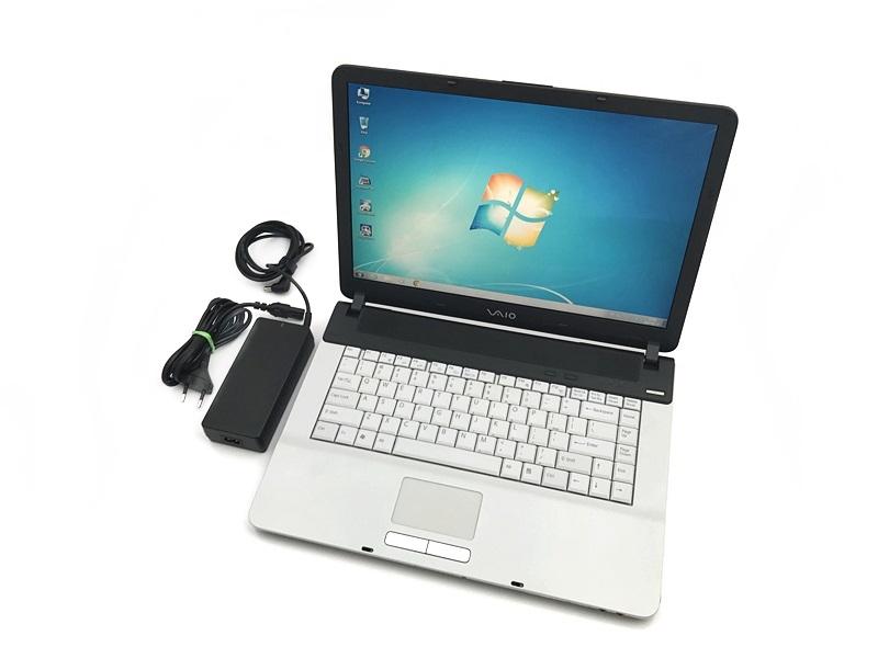 SONY VAIO PCG-7G2L PENTIUM M740 2GB 100GB