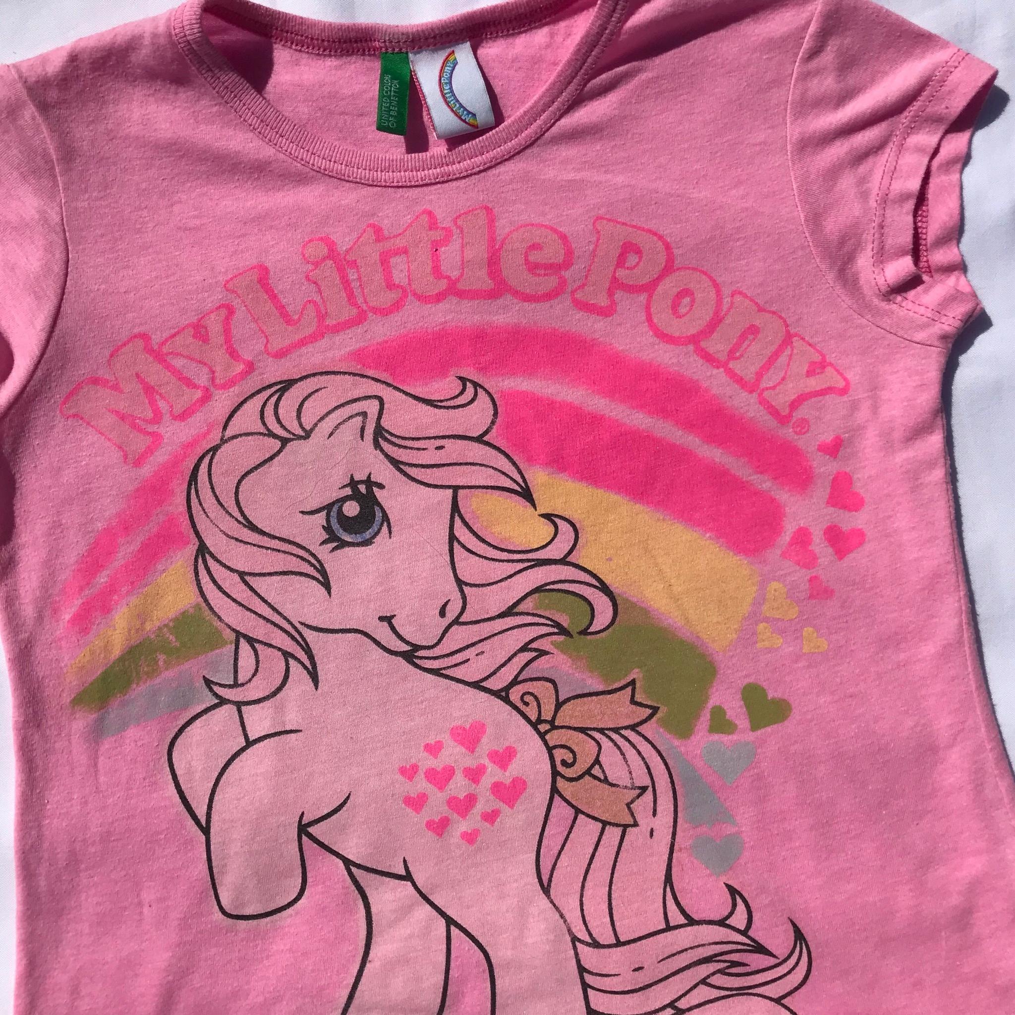 Benetton bluzeczka , rozm.110, Pony