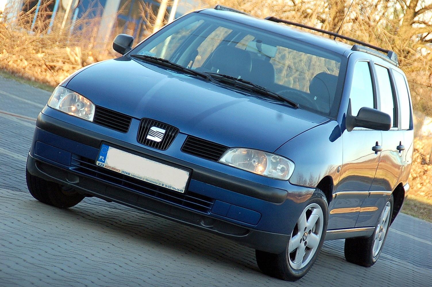 Seat Cordoba Vario 1.4MPI 8V+*GAZ SEKWENCJA* KLIMA