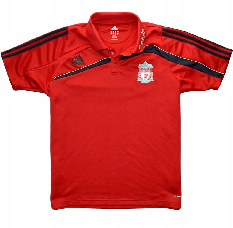Adidas FC Liverpool L jak NOWA koszulka polo