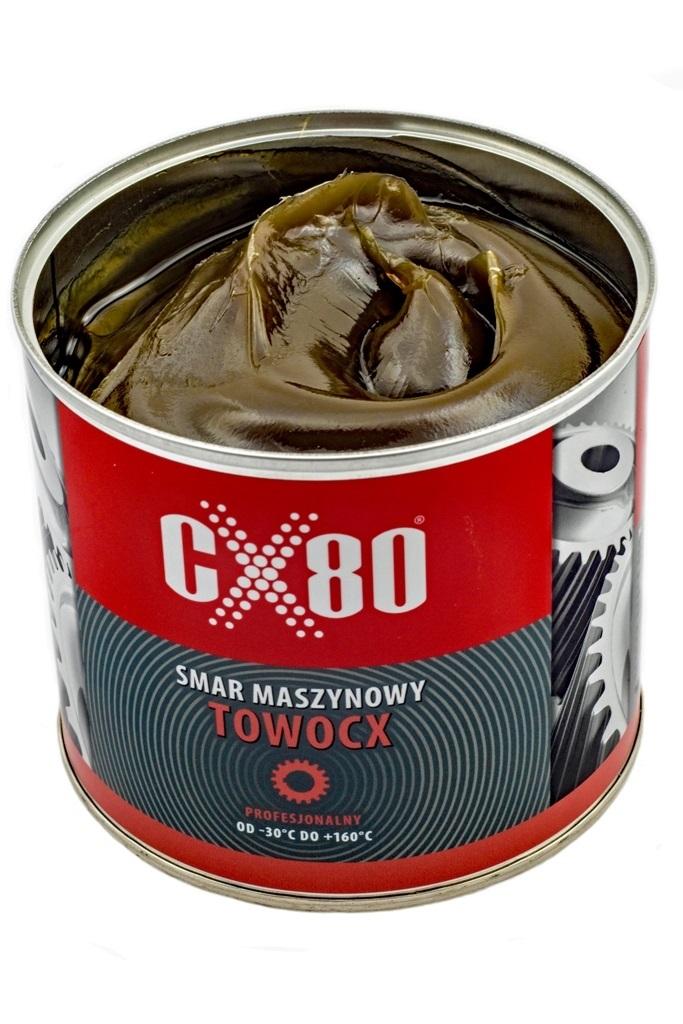 CX-80 TOWOCX smar maszynowy do łożysk 500 g tawot