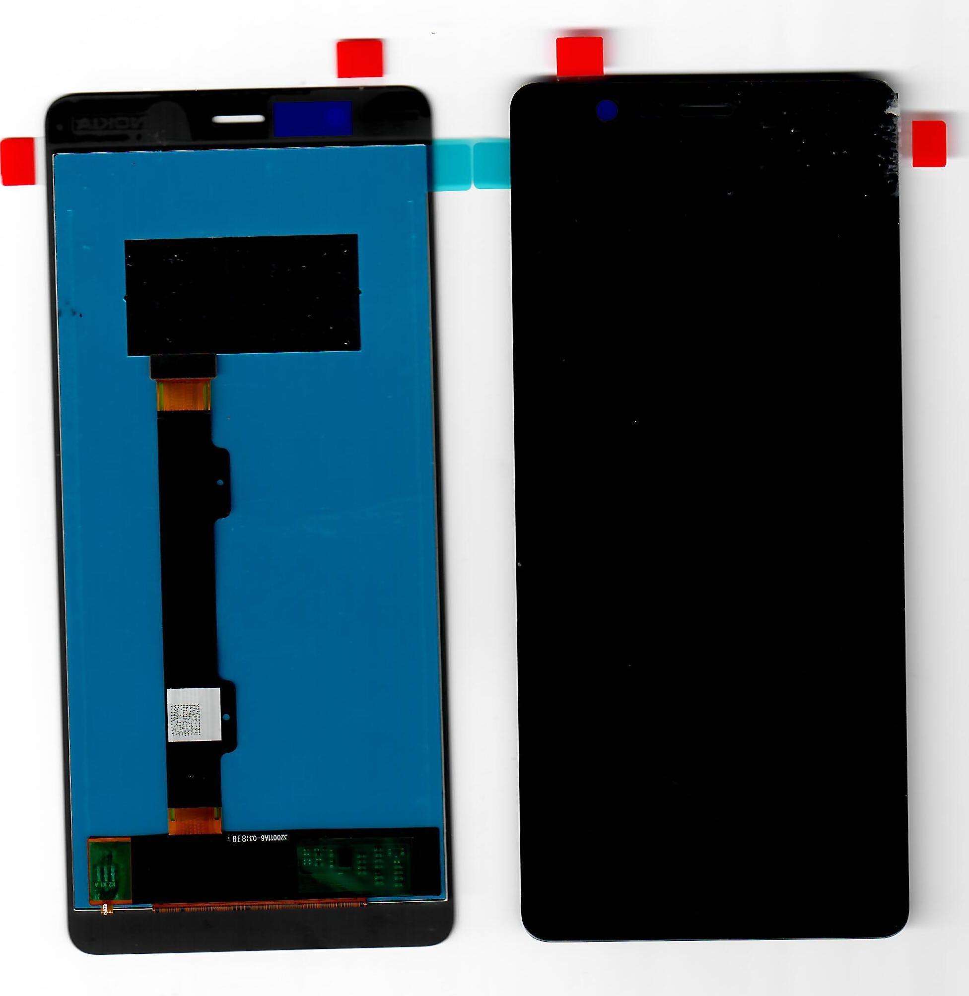 NOKIA 5.1 LCD+DOTYK CZARNY od P4P