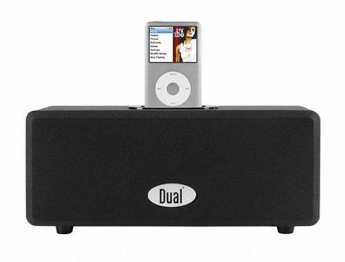 Stacja dokująca do iPod głośnik przenośny Aux Dual