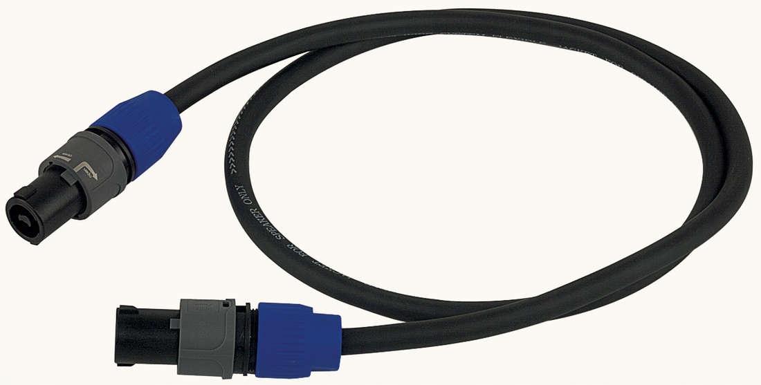 Kabel głośnikowy Proel Esoteric Speakon 20 cm