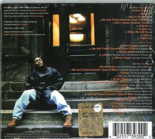 CD D`angelo - Brown Sugar -Deluxe-