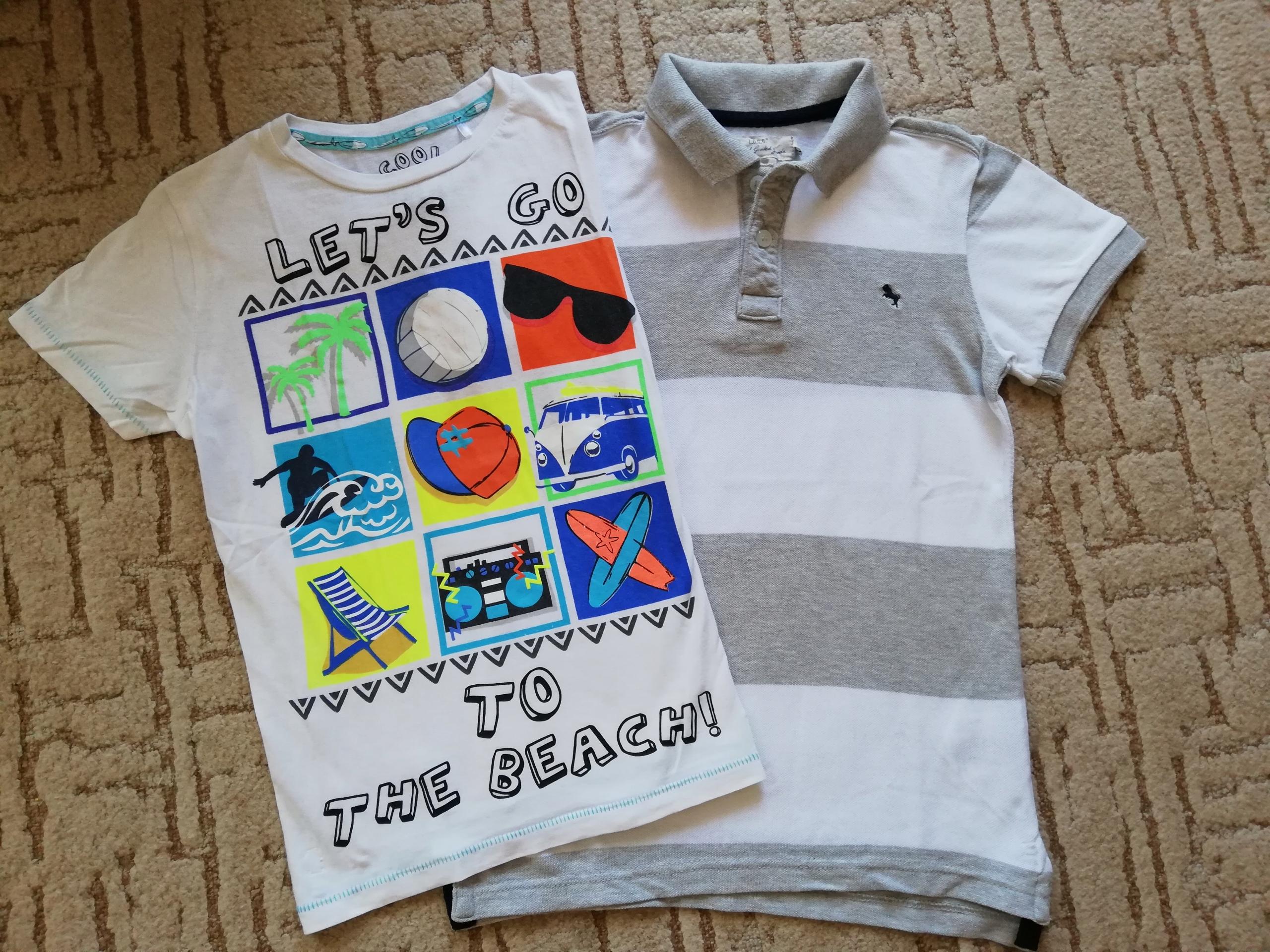 2 koszulki 134