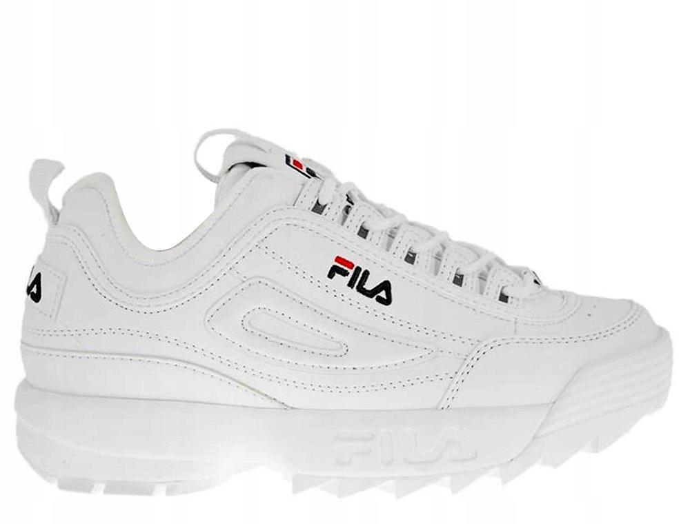 wykwintny styl najniższa cena wyglądają dobrze wyprzedaż buty buty Fila Kids Disruptor 1010567 1FG r33 - 8288029501 ...