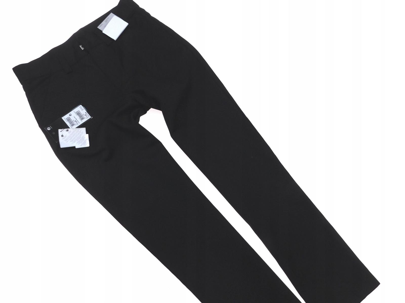 next nowe spodnie galowe kanty wizytowe _ 146