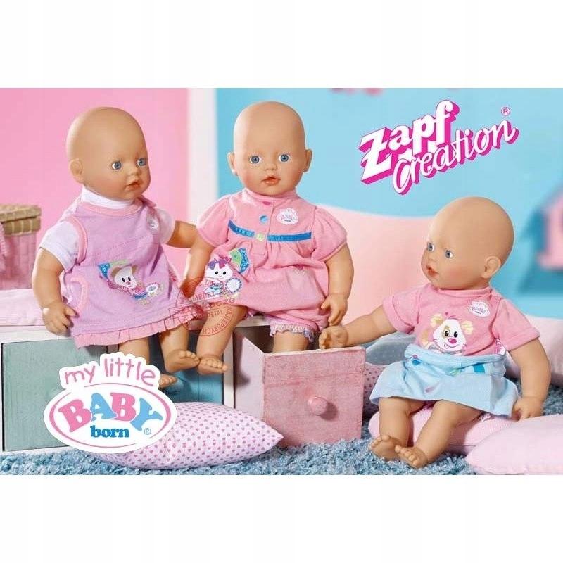 Baby Born Ubranko sukienka + spodenki Modny komple
