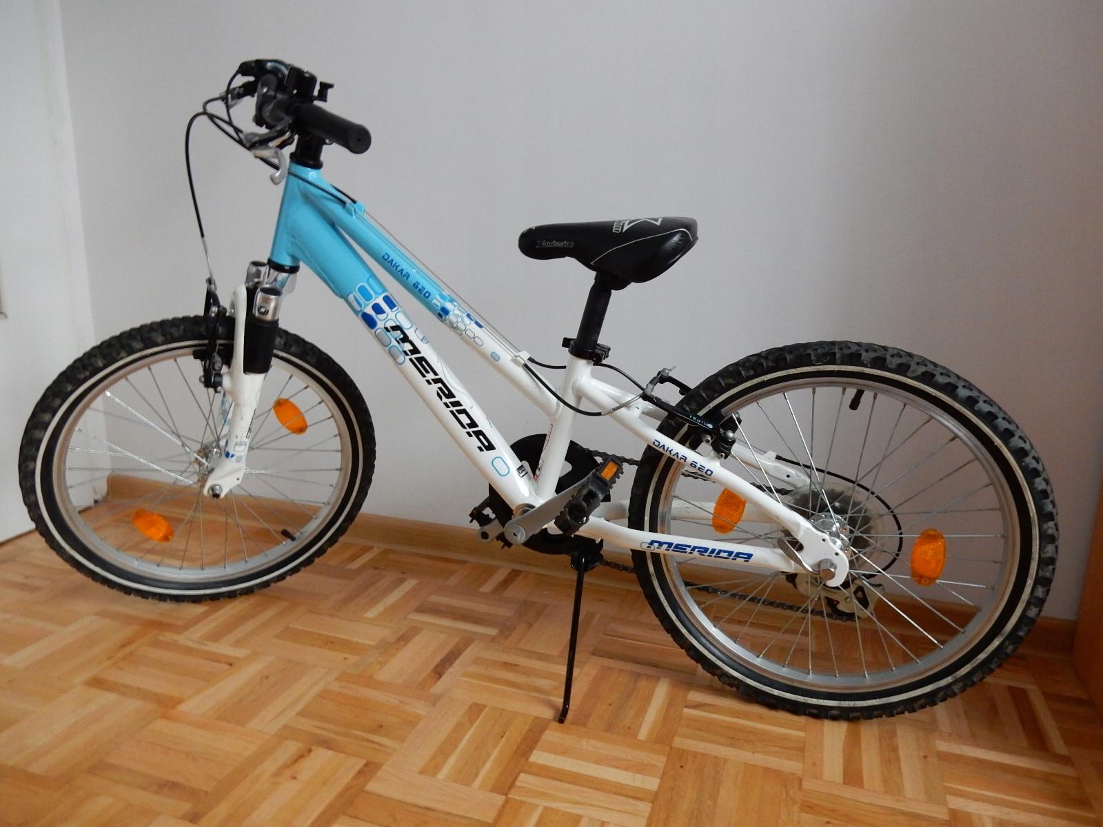Rower dla dziecka Merida Dakar 620, koła 20''