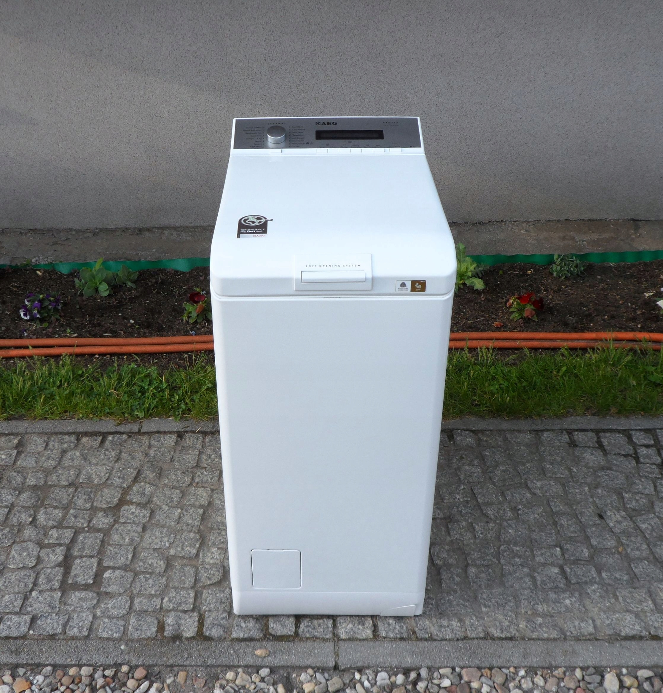 AEG LAVAMAT PROTEX-6KG-LED-A++-PRANIA PAROWE