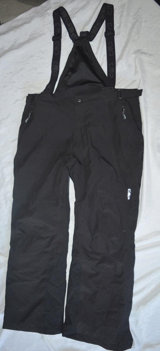 tdp1* Narciarskie spodnie na szelkach CMP XL